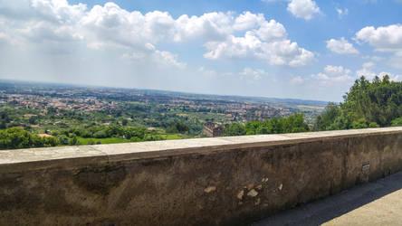 Vista da Villa D'Este by wale97