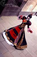 Red Queen of Hearts by IlunaNeko