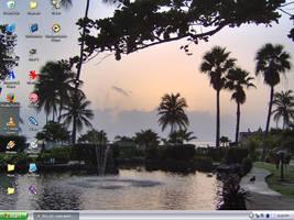Puerto Rico Sunrise by Sinneahtes