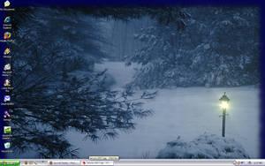 Blue Winter by Sinneahtes