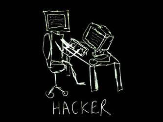 Hacker 2 by digitalhigh