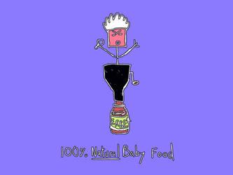 Baby Food by digitalhigh