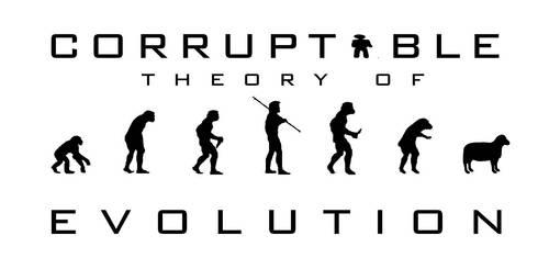 Corruptable Evolution by digitalhigh