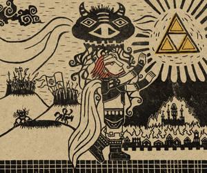 Birth of the Demon King II by Nabooru-chan