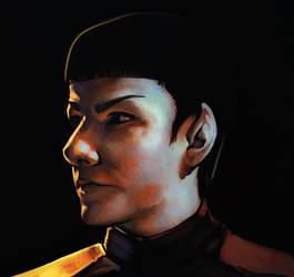 Quinto Spock by AlexandreaZenne