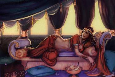 Princess by AlexandreaZenne