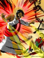 Salvation | Judgment Day Gospel 4/5 by andrew-navarro
