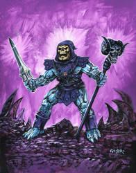 Skeletor by adamgeyer