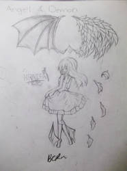 Sketch 1- ~KRAIFA by higurashi-9