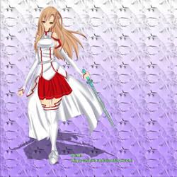 Asuna Finished by higurashi-9