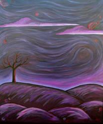 APC hills by paintedfingers