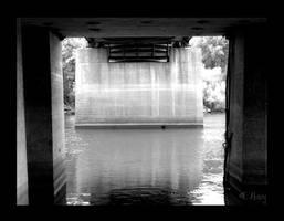 Water Under The Bridge by GothyLox