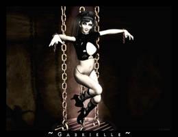 Gabrielle by GothyLox