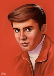 Davy Jones by muswellhillbillyboy
