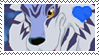 +Garurumon Stamp+ by Blackgatomon