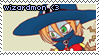 +Wizardmon Stamp+ by Blackgatomon
