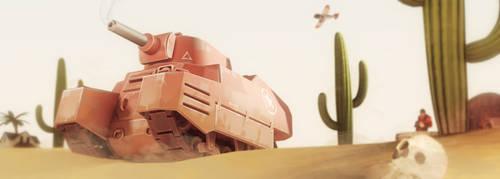 [SFM] Tank by PrinceTM