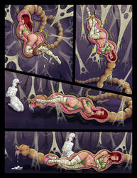 Attack of the mutated Silkworms 8 by Gv-ART  (Int) by Ghrolath4
