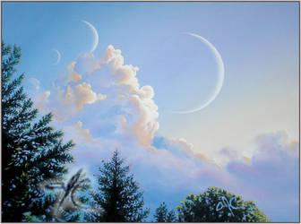 Cloud Nine. by Atlasrising