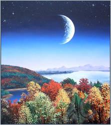 Autumn Bubble by Atlasrising