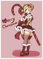 Christmas Mercy by kenryi