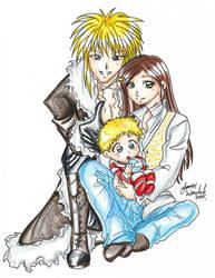 Labyrinth: Happy Family by AnimeJanice