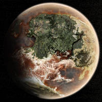 Rust Planet by QuickBreathFinisher