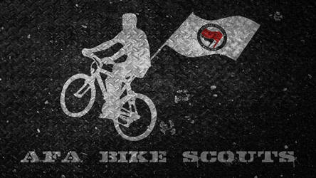 Afa Bike Scouts Wallpaper 1920x1080 By Moshuka On Deviantart