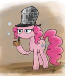 Sherlock Pie by MateusUK