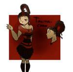 Tacita-chan by Shina-X