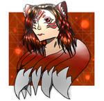Saya .:KITSUNE: by Shina-X