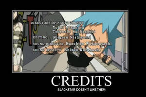 Black Star Motivational Poster by Liobits