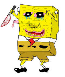 Spongebob NoMercy by Swagybread