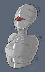 Liz - Taped by Tightly-Doodles