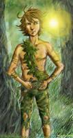 Peter Pan by yusef-abonamah