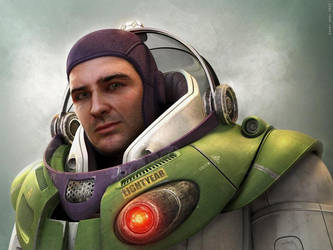 Buzz lightyear by linkenwarrior