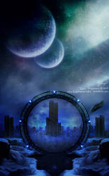 The Lost City by randomstarlight
