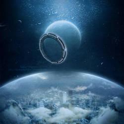 The City of Atlantis by randomstarlight