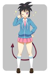 .:guess who's back:. by Hiiragi-san
