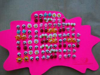 earrings by infoFDS