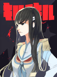 Satsuki by jayuu