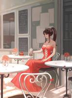 sweet velvet by jayuu