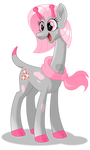 [COMMISSION]: MLP Movie Style Sakura by ZEROgravityBadger