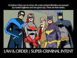 Super-Criminal Intent by pjperez