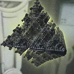 DoctorATAT Sierpinski Triangle by SawyerIII