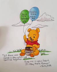 Winnie the pooh Tattoo by Nessie-Noodlez