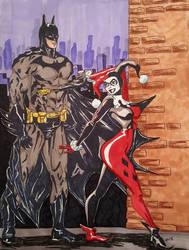 Bang Bang Bats  by Nessie-Noodlez