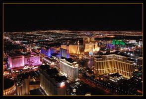 Las Vegas: Excalibur by nutnic