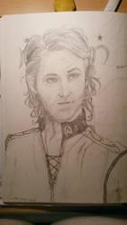 Stewart of Gondor by Nairalin