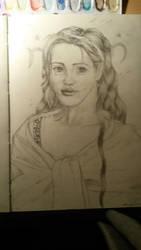 Lady of Gondor by Nairalin